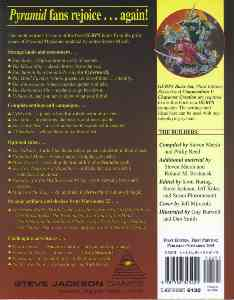GURPS Best of Pyramid Volume 2 (Back)